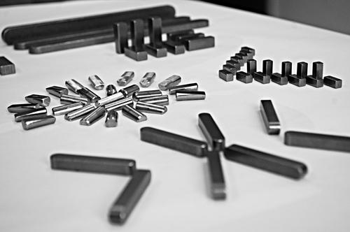chiavette, linguette, sistemi di fissaggio